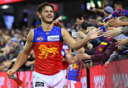 Brisbane Lions vs Melbourne Demons: AFL live scores, blog
