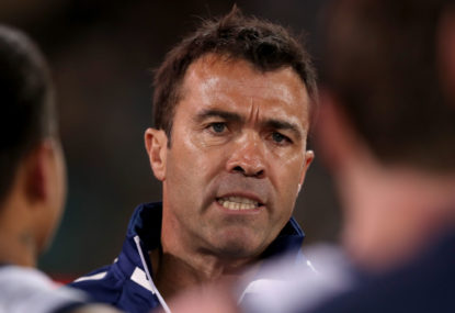 Chris Scott says don't knock the AFL
