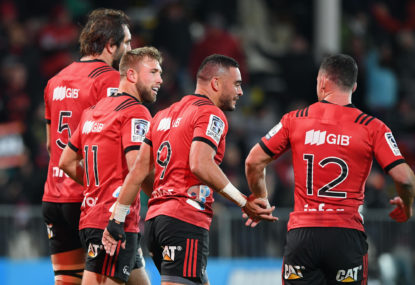 Crusaders vs Jaguares: Super Rugby Final live scores, blog
