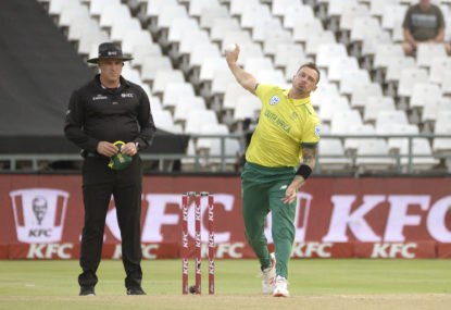 Dale Steyn out of Cricket World Cup