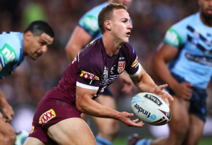 Queensland win again because they're better at Origin