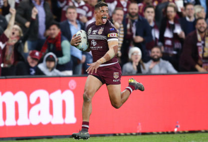 Maroons continue Origin 3 mind games, refuse to reveal line-up for decider