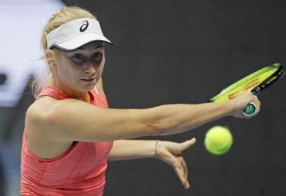 Elina Svitolina vs Daria Gavrilova: Wimbledon live scores, blog