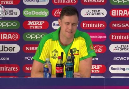 Jason Behrendorff says England still 'firm favourites' despite big Aussie win