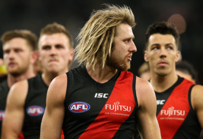 Essendon 2020 preview: The Bombers won't be flying upwards in 2020