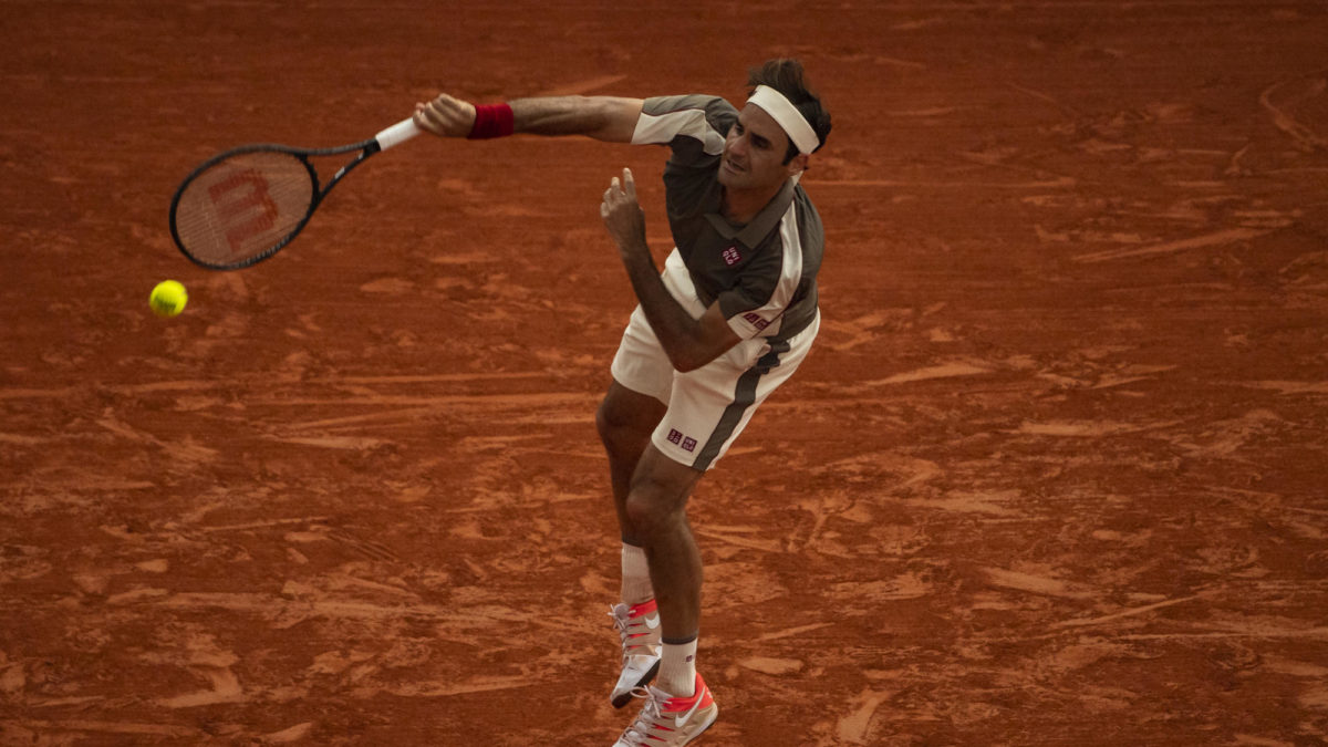 Federer pulls out of the French Open