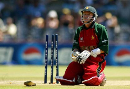 Zimbabwe's best ODI performances in Australia