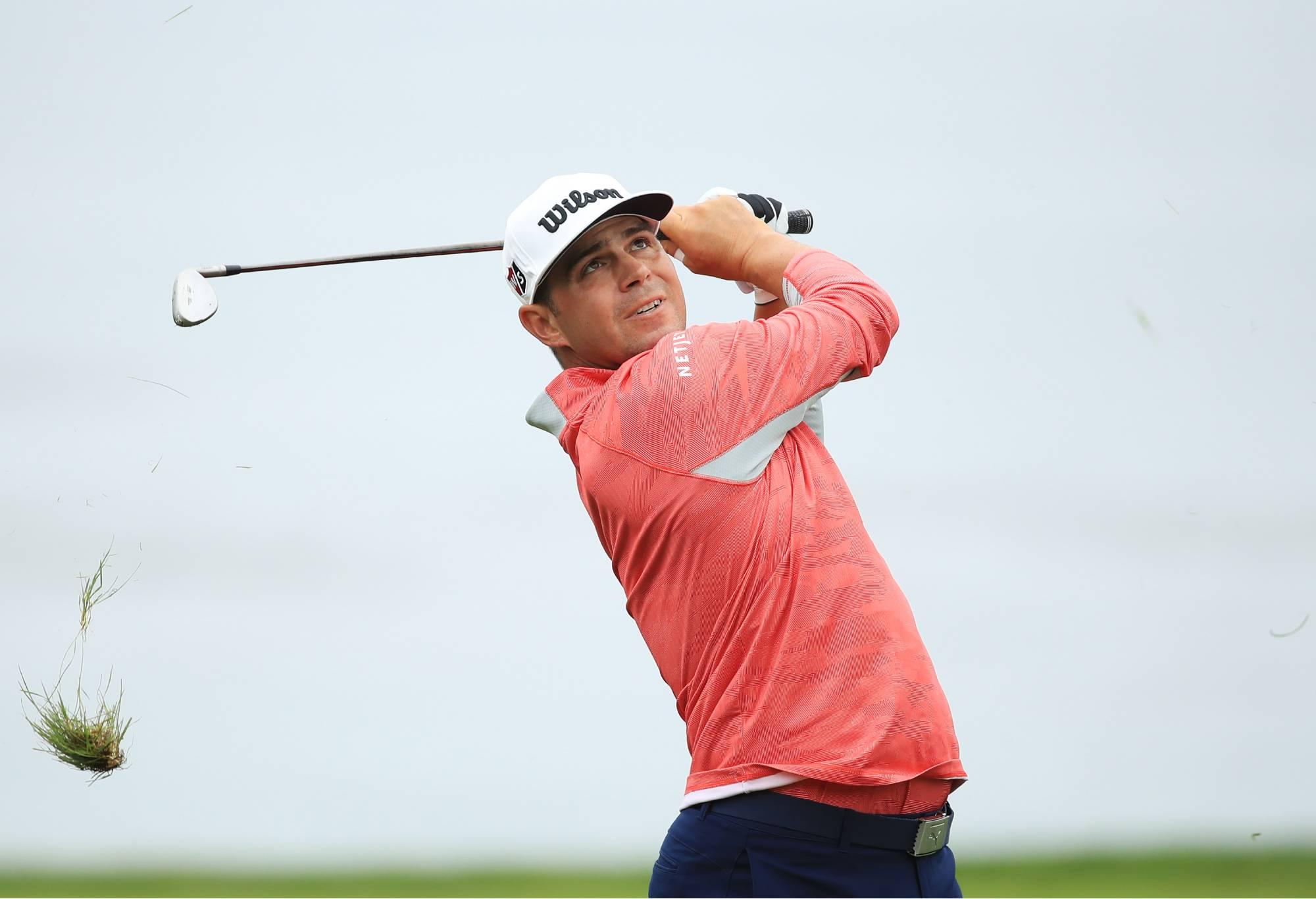 American golfer Gary Woodland