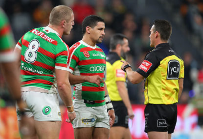 Do you have a feel for rugby league? Take the refs' quiz and find out!