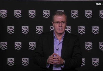 Annesley addresses the controversial decisions from Tigers-Cowboys clash