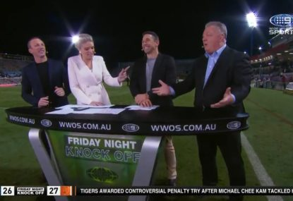'What planet are we on?': Gus Gould goes berserk over penalty try