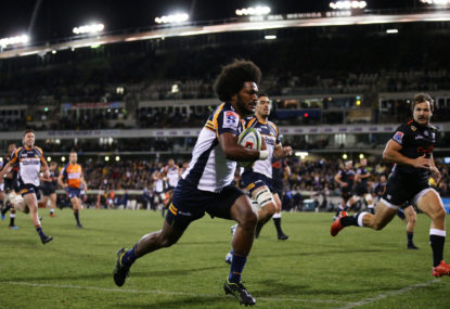 How the Brumbies stampeded towards the Super Rugby semis
