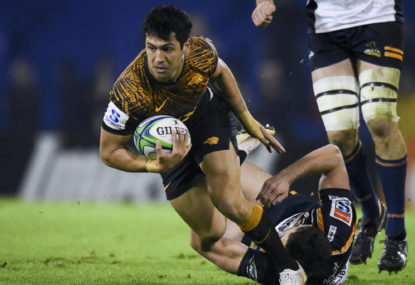 Jaguares hammer Brumbies in Super Rugby semi-final