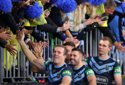 Blues blow: Trbojevic OUT of Origin 2