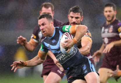 NSW Blues dominate Queensland in Game 2 to force State of Origin decider