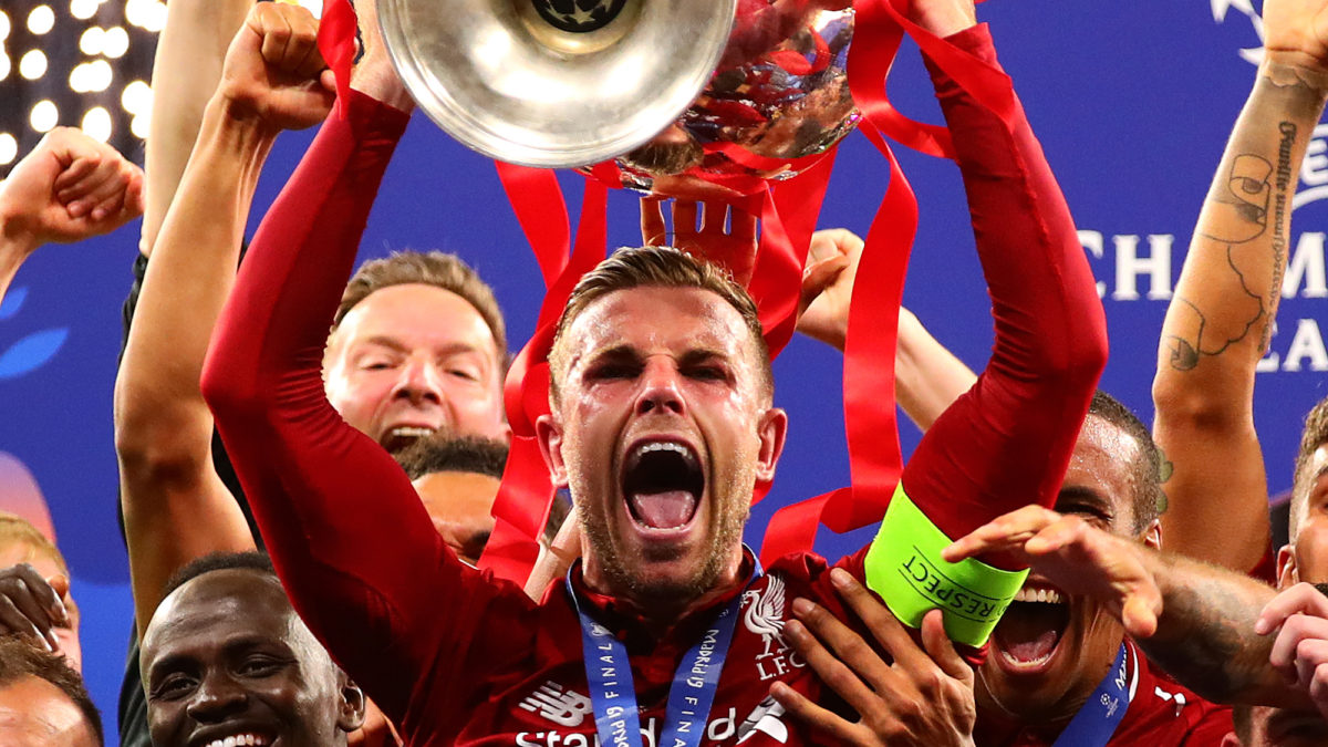 Decision to shake up Champions League still months away