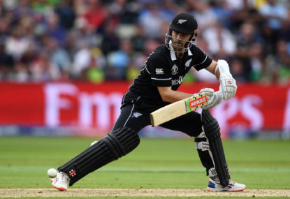 India vs New Zealand: Cricket World Cup semi-final live scores, blog