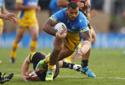 Eels spoil Benji's 300th with big win over Tigers