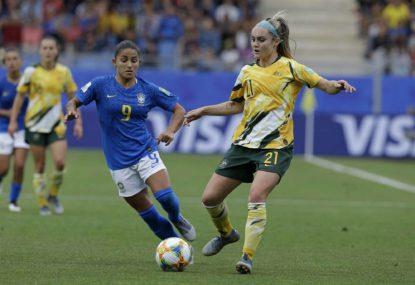 Matildas vs Brazil: FIFA Women's World Cup live scores, blog