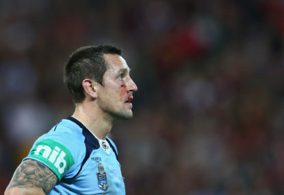 BREAKING: Mitchell Pearce ruled out of Origin 2