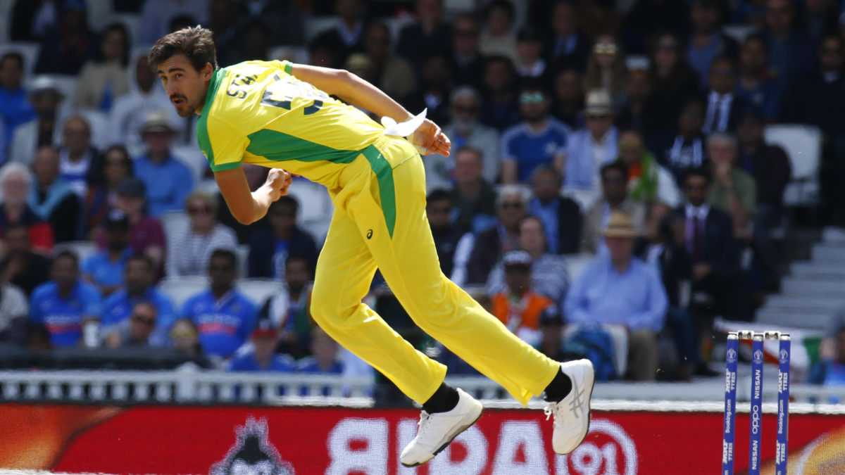Why Starc should stick to white-ball cricket