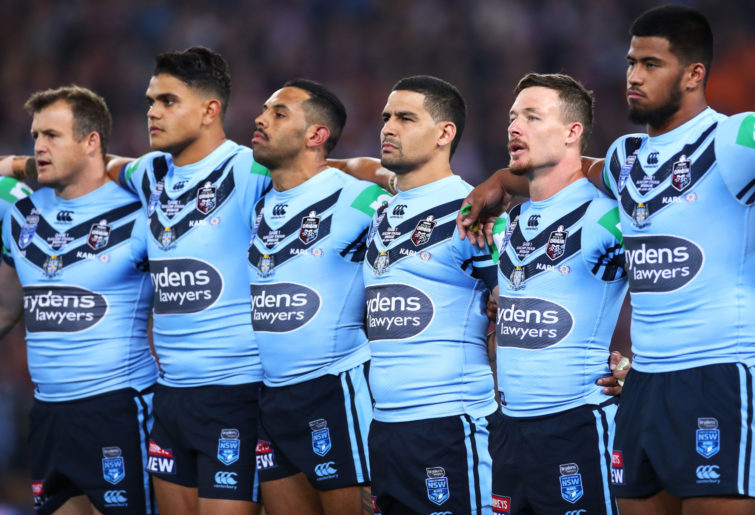 NSW Blues Origin 1 2019 generic