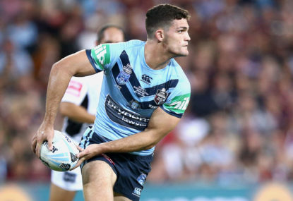 Cleary to be given every chance at playing Origin 3