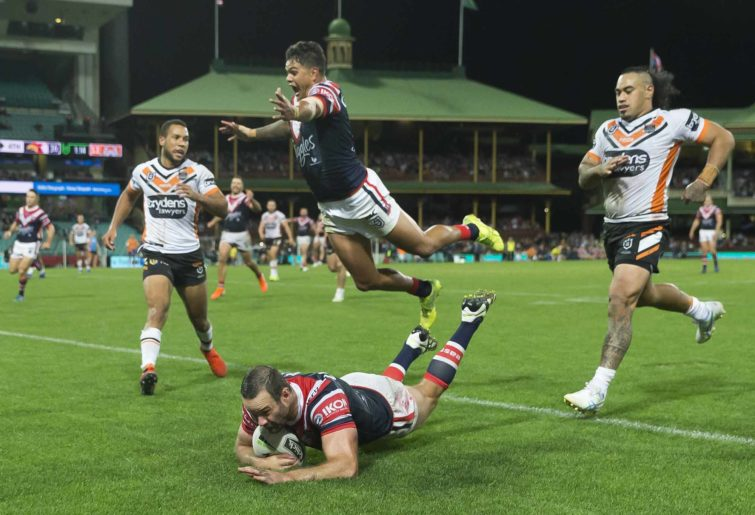 Rugby league at the SCG