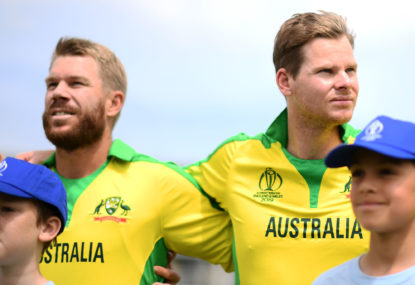 The reshuffle the Aussies must make to win the World Cup