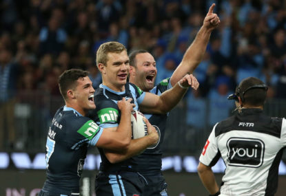 Five talking points from State of Origin Game 2