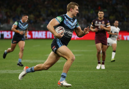 Freddy's fullback conundrum: How do you fit five all-star fullbacks in one team?