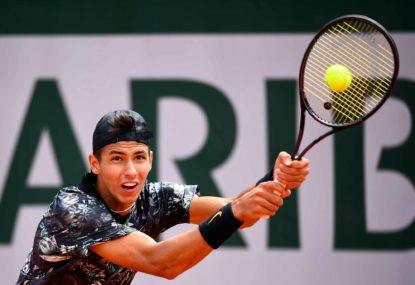 Popyrin claims big scalp to progress to US Open third round