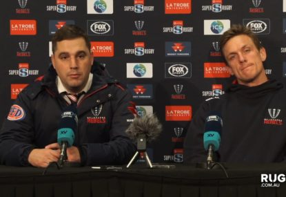 'Devastated' Dave Wessels' frank assessment of Rebels woes
