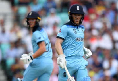 Eoin Morgan says he won't stop England fans booing Smith and Warner