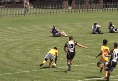 TRY OR NOT TRY? Champagne rugby lead-up gets a clumsy finish