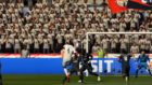 FIFA gamer effortlessly launches a missile from miles out
