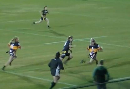 Ponga 2.0 rips defence apart with stunning long-range try assist