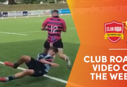 CLUB ROAR VIDEO OF THE WEEK: The Globetrotters of Rugby score an ALL-TIME classic