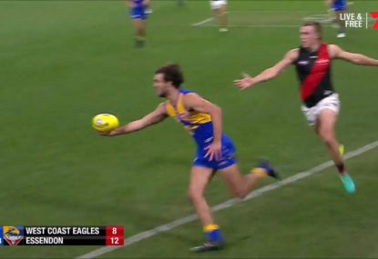 BT recreates his most infamous call as Eagles youngster fools the boundary umpire