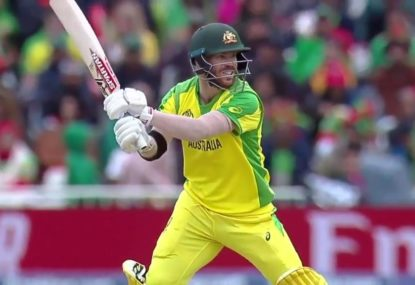 HIGHLIGHTS: Warner belts outstanding 166 off 147