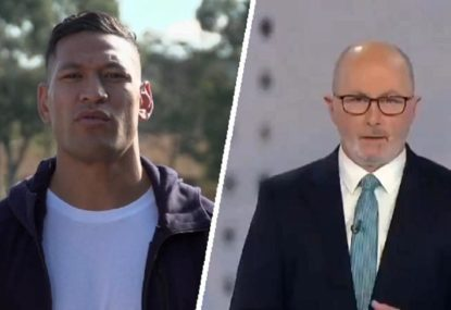 Conservative commentator slams GoFundMe for cancelling Folau campaign