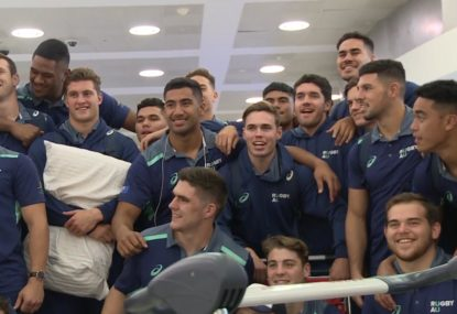 Junior Wallabies reflect on their incredible run at the U20s Championship