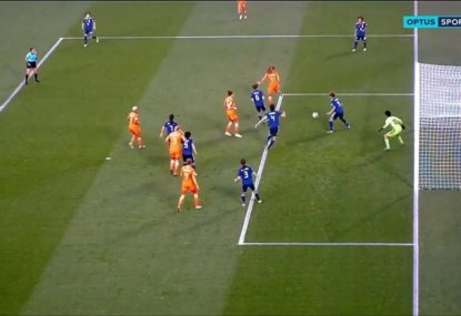 Dutch striker lights up Women's World Cup with no-look, backheel, nutmeg goal