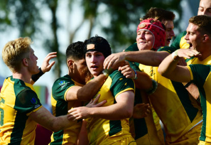 Junior Wallabies surge into historic World Championship final