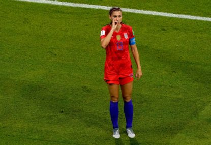 The Americans are rude, loud, arrogant... and winners