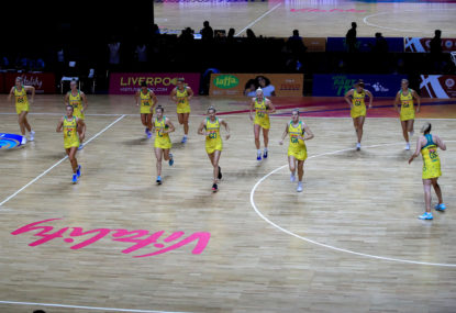 Australian Diamonds vs Zimbabwe: Netball World Cup live scores, blog