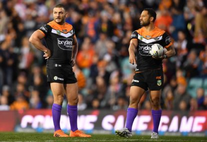 What did fans really expect from Robbie Farah?