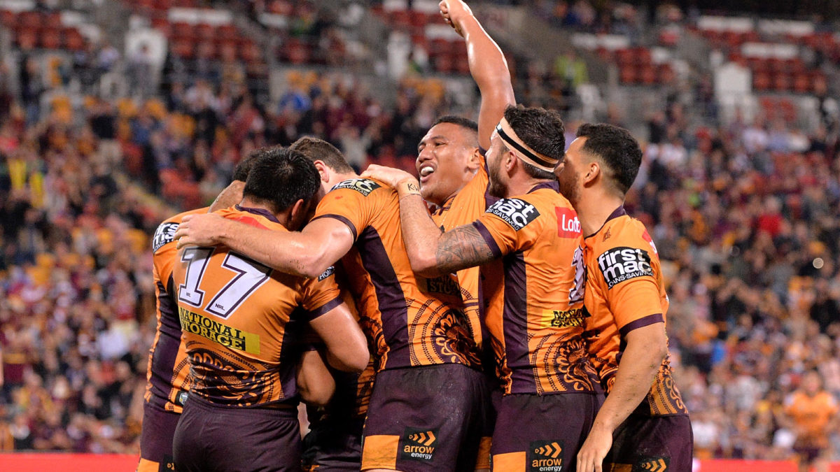 Parra matter, the Panthers lose their puff and the Broncos are going to make the eight