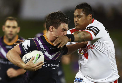 The Broncos see Brodie Croft as a mini Cooper Cronk, but the Storm just see Brodie Croft