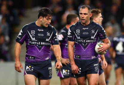 Are cracks appearing in the Melbourne Storm?